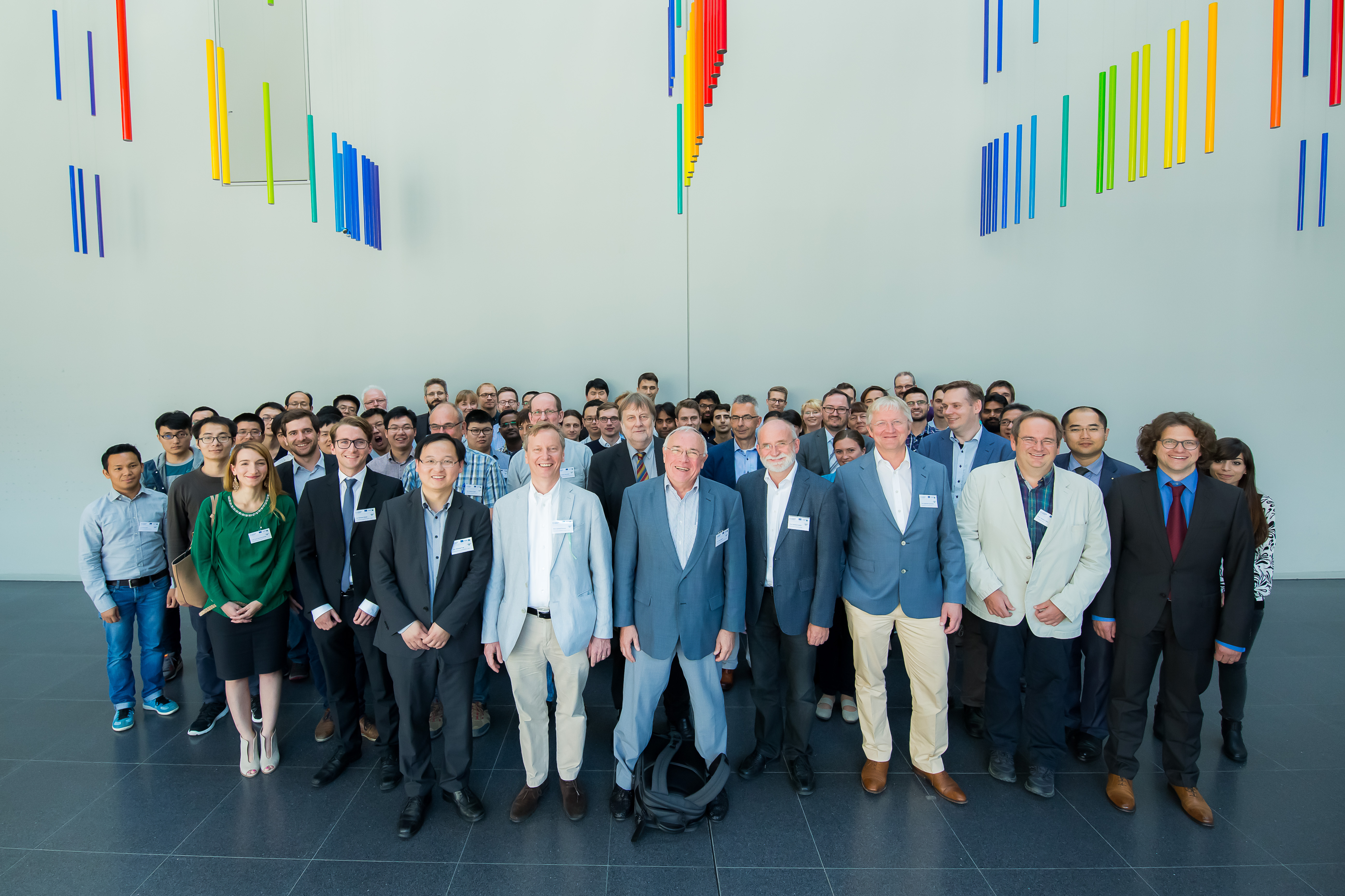 "Joint Kick-Off Event ESF ""Graphene Center Dresden"" and 2.5D-Path of the Center for Advancing Electronics Dresden (cfaed)"