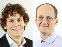 Prof. Castrillon + Prof. Mannsfeld